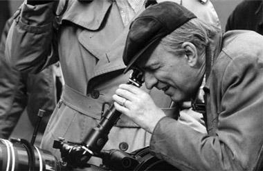 Murió Ingmar Bergman