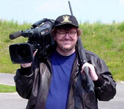 Michael Moore Vs. CNN… En CNN (actualizado)
