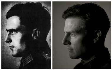 Tom Cruise como Claus von Stauffenberg en 'Valkyrie'