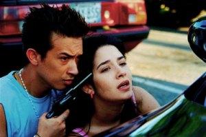 Dario Soto y Daniela Alvarado