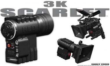 Las cámaras que vienen: ¿una RED por menos de 3 mil dólares?