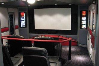 La sala principal del Voyager