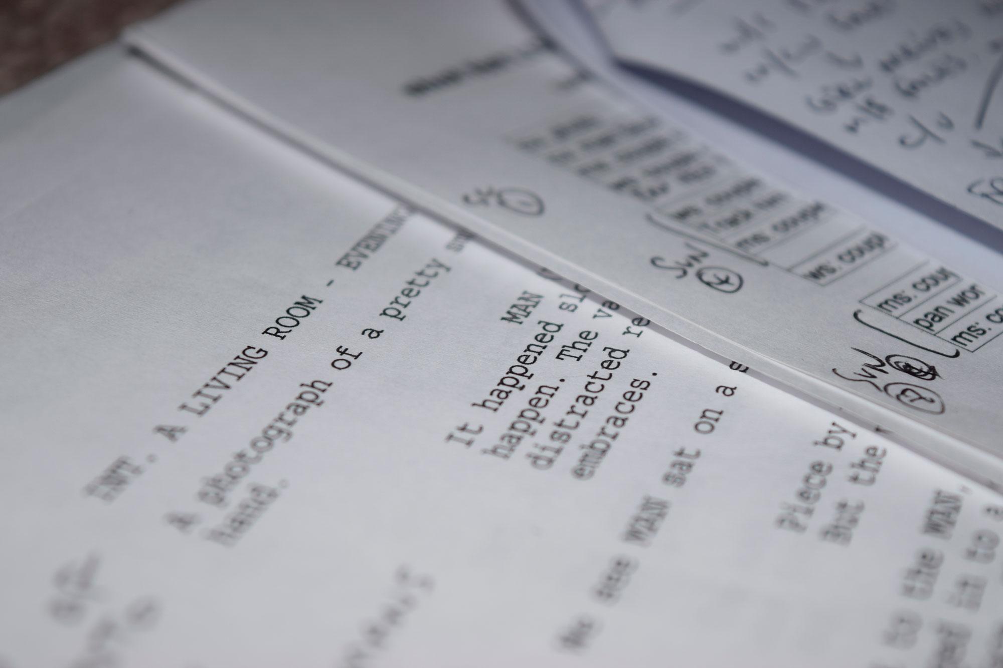 Papelería para producción independiente | BlogaCine
