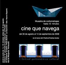 El cine comienza a navegar hoy en Margarita