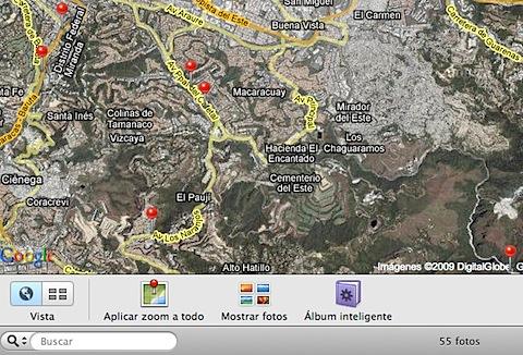 iPhone 3.0, iLife '09, herramientas para scouting