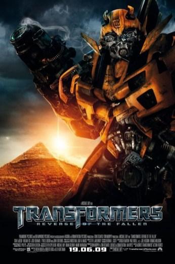 Transformers, entre el naranja y el azul