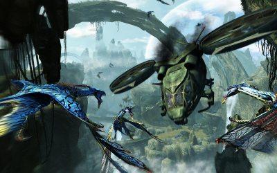 Avatar, un boceto para el video juego