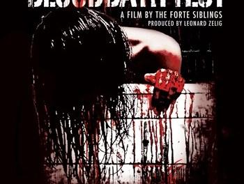 Cine venezolano de horror: Bloodbath Test de Carla y Vicente forte