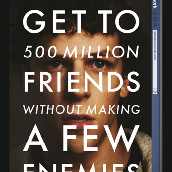 The Social Network Poster