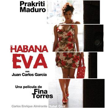 Póster de la película Habana Eva