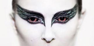 Natalie Portman, el cisne negro