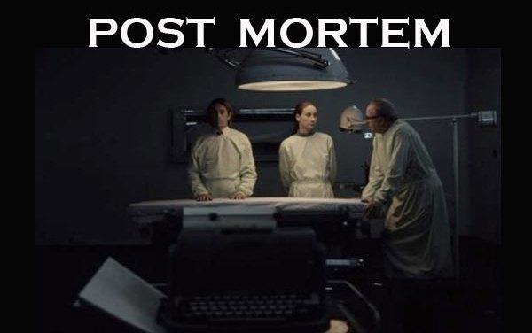 Post Mortem, la política vista desde el abismo