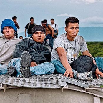 El Tren del Infierno, fotografía de Isabel Muñoz