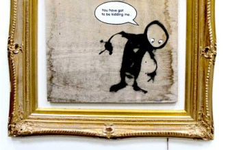 Banksy y el comercialismo del arte