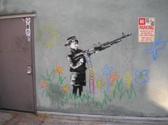 Crayon Boy, de Banksy