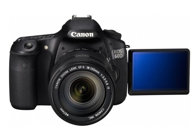 Canon 60D, el pequeño detalle que la hace grande: monitor articulado