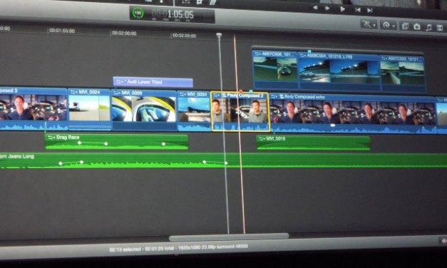 Apple presenta un nuevo y revolucionario Final Cut Pro X