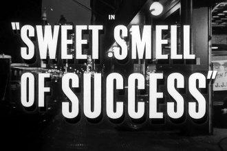 Sweet Smeell of Success, de Alexander Mackendrick