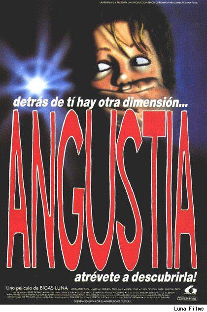 Angustia, de Bigas Luna o el miedo del cinéfilo a perder un ojo (o dos)