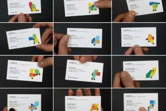 El futuro: diseño gráfico mutable e identidad corporativa interactiva