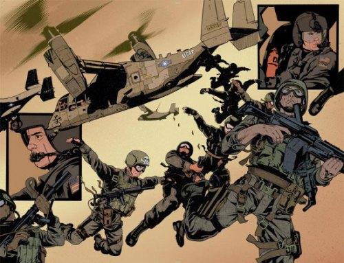 Universal prepara War Heroes, de Mark Millar