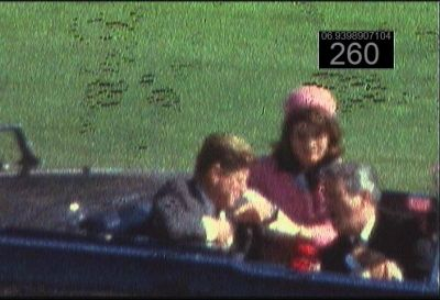 Un fotograma del film Zapruder