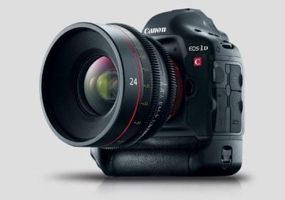 Canon EOS-1D C, a prueba de obsolescencia