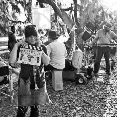 Geraldine Brezca, el ángel de cámara de Quentin Tarantino