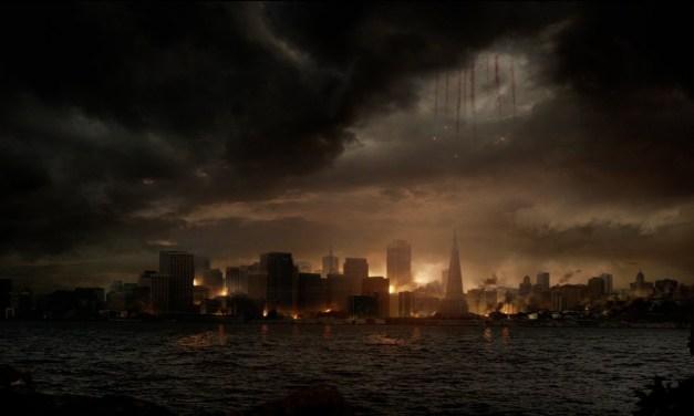 Godzilla está cerca
