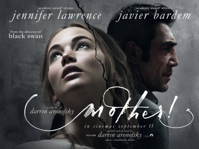Jennifer Lawrence es la Madre Tierra en Mother!