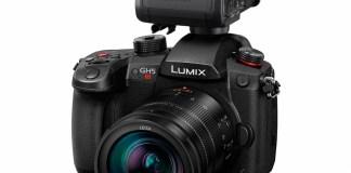 Nueva Nueva Lumix DC-GH5S