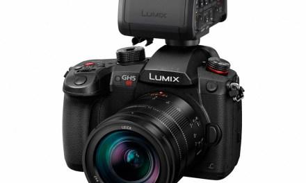 Panasonic presentó su nueva Lumix DC-GH5S en CES 2018