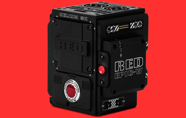 Red Epic Weapon: 8k a 30 mil dólares