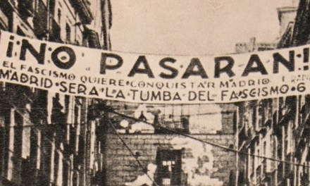 David Simon, A Dry Run: la Guerra Civil y la polarización política española