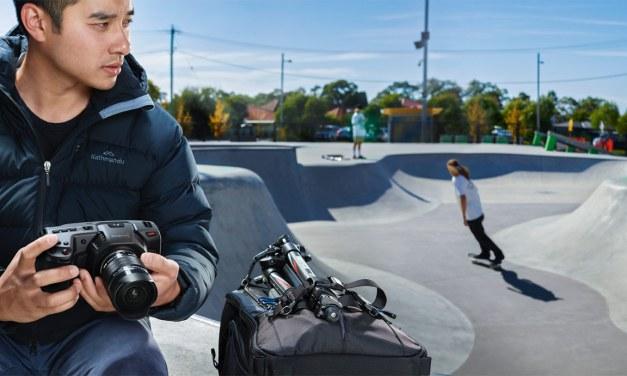 Conozcan la nueva Blackmagic Pocket Cinema Camera 4K
