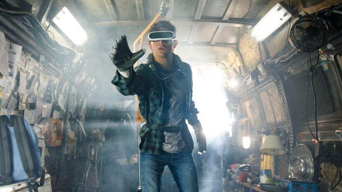 Ready Player One, Janusz Kaminski se encargó de las escenas reales que conformaban un 40% del metraje total