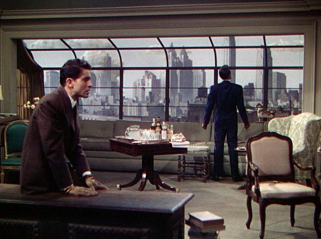 En The Rope, Hitchcock simuló una película de un solo plano