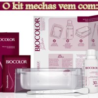 Kit Mechas Biocolor