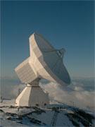 Radiotelescopio dell'IRAM (credit: Francois-Xavier Désert)