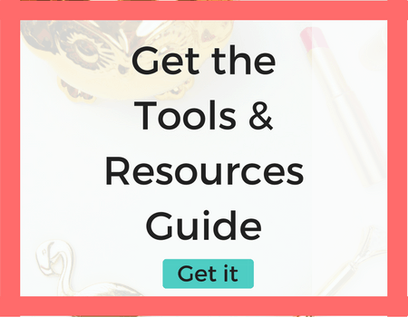 Tools & Resources Guide