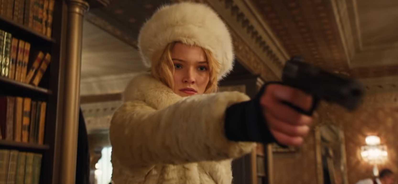 Anna filminden bir kare