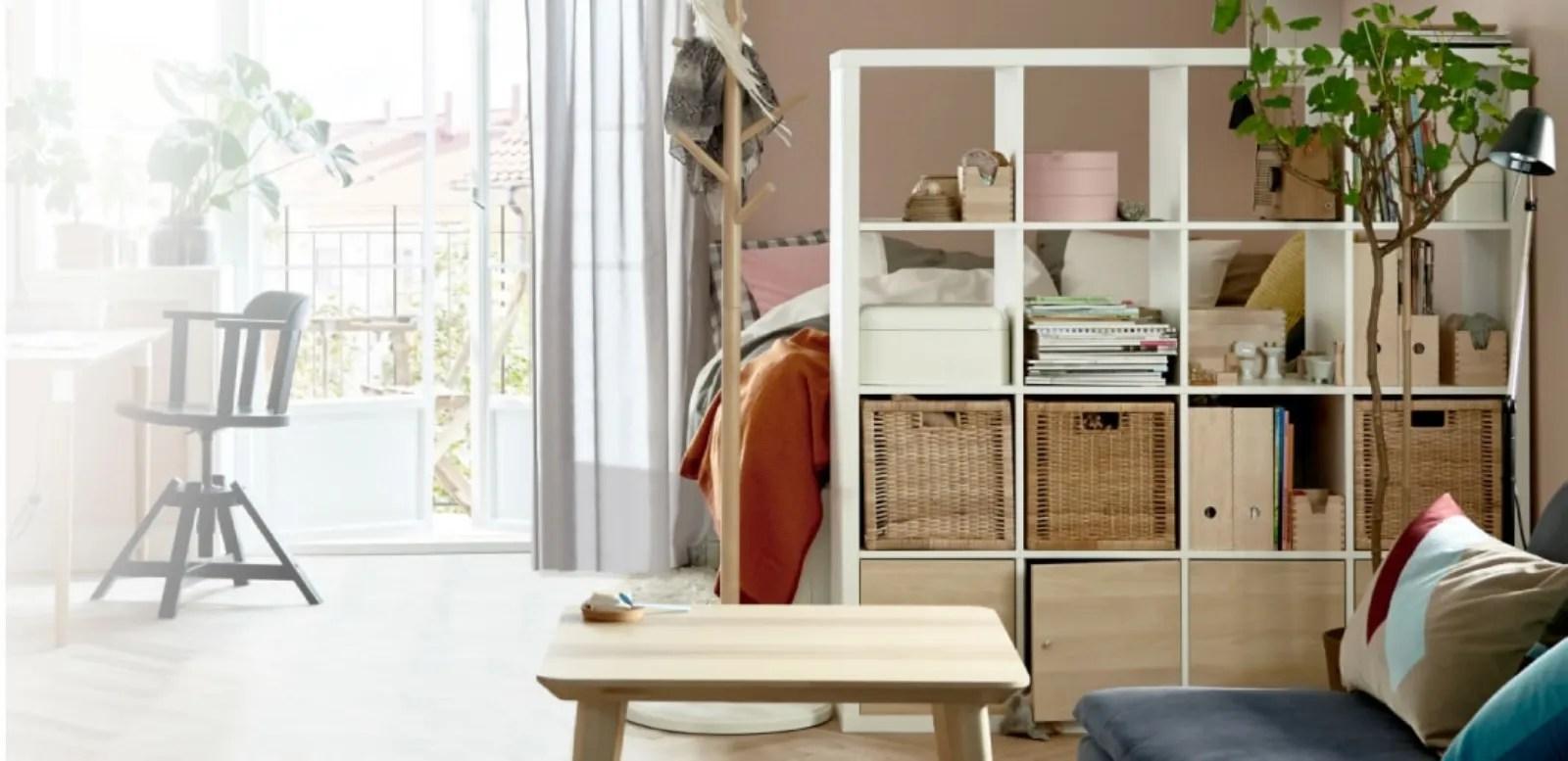 Libreria Ikea Per Il Soggiorno