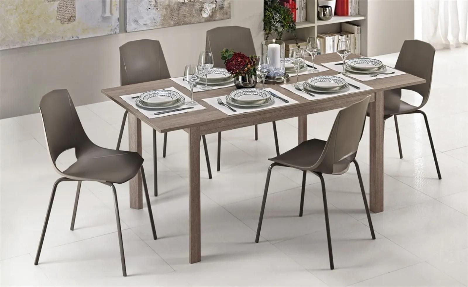 mondo convenienza griffe sedia in metallo verniciato e seduta in similpelle elephant. Acquistare Tavolo Mondo Convenienza