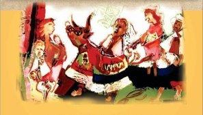 A Caminhada do Folclore é realizada desde 2000 com a participação e incentivo da comunidade, o evento idealizado e organizado pela Uefs através do Cuca tem o objetivo de preservar, valorizar e divulgar as manifestações culturais do povo nordestino, a chamada cultura de raiz. Na foto a XV Caminhada do Folclore.  (Foto: Ascom Uefs)