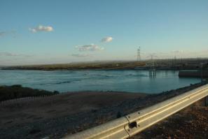 Barragem de Sobradinho. (Foto: Arquivo/ Chesf)