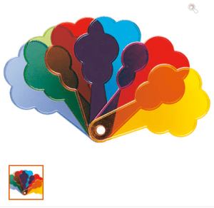 Voir le monde à travers les couleurs