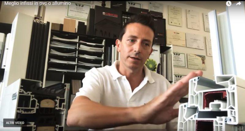 Meglio Infissi in PVC o Alluminio? Gli errori che non devi fare