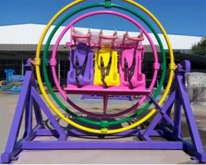 amusement park gyroscope rides for sale