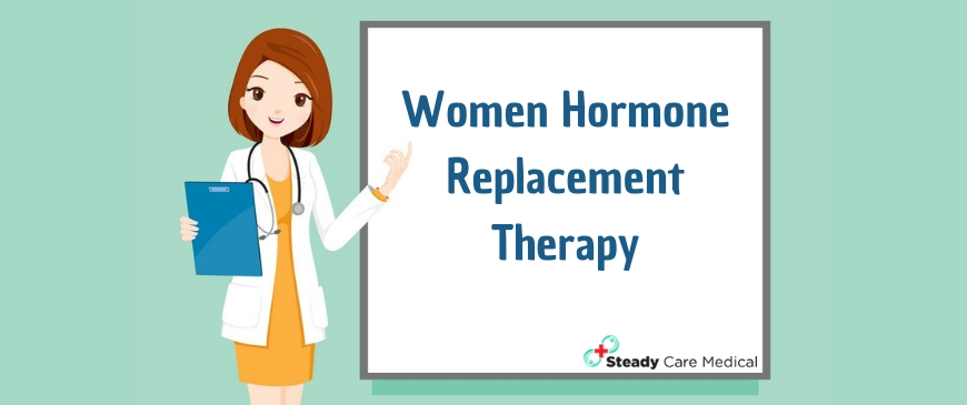 Women Hormone Replacement Therapy