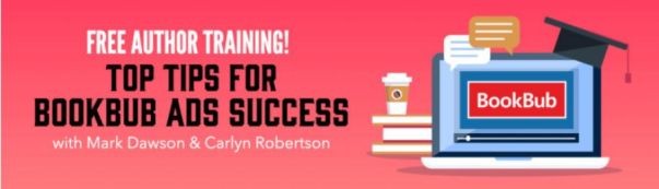 Bookbub Advertising Webinar